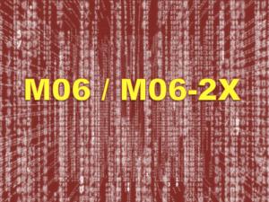 M06 / M06-2X