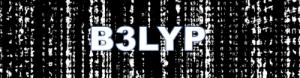 B3LYP とは?