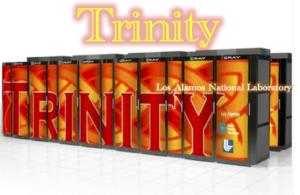 【スパコン】Trinity【アメリカ】