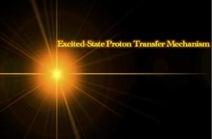 励起状態でのプロトン移動の計算 Excited-State Proton Transfer Mechanism